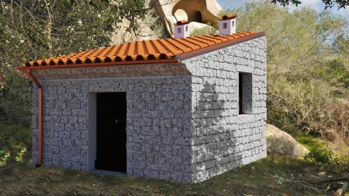 Progetto di restauro dello Stazzo Cunchedda S. Teresa di Gallura